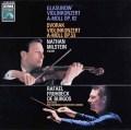 ミルシュタイン&ブルゴスのグラズノフ&ドヴォルザーク/ヴァイオリン協奏曲 独EMI 2926 LP レコード