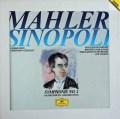 シノーポリのマーラー/「復活」ほか 独DGG 2932 LP レコード