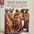 ヘンドリックス、ダム&プラッソンのフォーレ/レクイエム 独EMI 2926 LP レコード