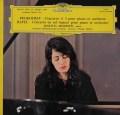 【直筆サイン入り】 アルゲリッチ&アバドのプロコフィエフ&ラヴェル/ピアノ協奏曲 独DGG 3034 LP レコード