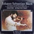 【未開封】 シトコヴェツキーのバッハ/無伴奏ヴァイオリンのためのソナタとパルティータ 独ORFEO 2926 LP レコード
