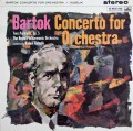 【オリジナル盤】クーベリックのバルトーク/管弦楽のための協奏曲 英EMI 2932 LP レコード