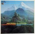 クレンペラーのブルックナー/交響曲第8番 独EMI 2932 LP レコード