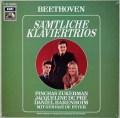 デュ・プレらのベートーヴェン/ピアノ三重奏曲全集 独EMI 3034 LP レコード