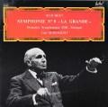 シューリヒトのシューベルト/交響曲第9番「グレイト」 仏FESTIVAL 3019 LP レコード
