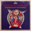 【未開封】 マンロウの「ゴシック期の音楽」 独ARCHIV 2926 LP レコード