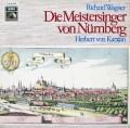 カラヤンのワーグナー/「マイスタージンガー」 独EMI 3034 LP レコード
