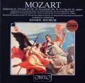 ヨッフムのモーツァルト/交響曲第39〜41番「ジュピター」ほか 独ORFEO 2930 LP レコード