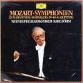 【未開封】 ベームのモーツァルト/交響曲第29、35、38、39、40、41番 2926 LP レコード