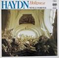 マリナーのハイドン/ミサ曲第8番「オフィダの聖ベルナルトの讃美のミサ」 独ETERNA 3019 LP レコード