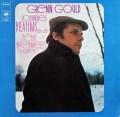 グールドのブラームス/間奏曲集 独CBS 2932 LP レコード