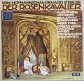 エーリヒ・クライバーのR.シュトラウス/「ばらの騎士」全曲 独DECCA 2930 LP レコード