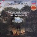 ショルティのモーツァルト/「フィガロの結婚」 独DECCA 2930 LP レコード