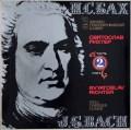 リヒテルのバッハ/平均律クラヴィーア曲集第2巻 露Melodiya 2932 LP レコード