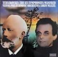 マゼールのチャイコフスキー/交響曲全集(第1〜6番&マンフレッド交響曲) 英DECCA 3034 LP レコード