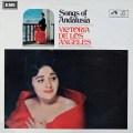 【オリジナル盤】アンヘレスの「アンダルシア歌曲集」 英EMI 3019 LP レコード