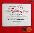 カラヤンのJ.シュトラウスII/「こうもり」 独DECCA 2932 LP レコード