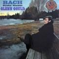 グールドのバッハ/パルティータとトッカータ集 独CBS 2932 LP レコード