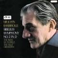 バルビローリのシベリウス/交響曲第2番 英EMI 3019 LP レコード