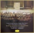 アバド&ボストン響のドビュッシー&ラヴェル/管弦楽曲集 独DGG  2932 LP レコード