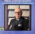 セルのドヴォルザーク/交響曲第8番ほか 独EMI 3019 LP レコード