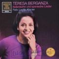 【直筆サイン入り】 ベルガンサのイタリア&スペイン歌曲集 独DECCA 3036 LP レコード