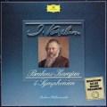 カラヤンのブラームス/交響曲全集 独DGG 2930 LP レコード