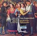 クナッパーツブッシュのチャイコフスキー/組曲「くるみ割り人形」ほか 独DECCA 3036 LP レコード