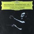 クライバーのベートーヴェン/交響曲第5番「運命」 独DGG 3019 LP レコード