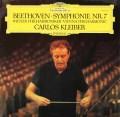 クライバーのベートーヴェン/交響曲第7番 独DGG 3019 LP レコード