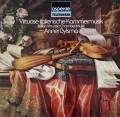 ビルスマのイタリア・ヴィルトーゾ室内楽曲集 独TELEFUNKEN 3036 LP レコード