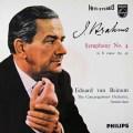 【オリジナル盤】 ベイヌムのブラームス/交響曲第4番 蘭PHILIPS 3019 LP レコード