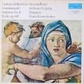 コンヴィチュニーのベートーヴェン/交響曲第4番  独ETERNA  2632 LP レコード