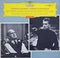 【赤ステレオ】 リヒテル&カラヤンのチャイコフスキー/ピアノ協奏曲第1番 独DGG 3033 LP レコード