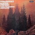 【オリジナル盤】 マゼールのチャイコフスキー/マンフレッド交響曲 英DECCA 3023 LP レコード
