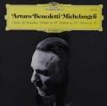 ミケランジェリのショパン/ピアノ作品集 独DGG 3036 LP レコード