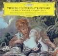 フルニエ、バウムガルトナー&ラッシュのヴィヴァルディ/チェロ協奏曲ほか 独DGG 3033 LP レコード