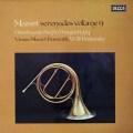 【オリジナル盤】 ボスコフスキーのモーツァルト/ディヴェルティメント第17番(セレナーデ集 第9巻) 英DECCA 3023 LP レコード