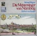 カラヤンのワーグナー/「マイスタージンガー」  独EMI 2912 LP レコード