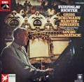 リヒテル&マタチッチのグリーグ&シューマン/ピアノ協奏曲 独EMI 2920 LP レコード