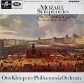 【オリジナル盤】 クレンペラーのモーツァルト/交響曲第31番「パリ」&第34番 英Columbia 3023 LP レコード