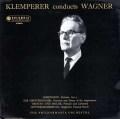 クレンペラーのワーグナー/管弦楽曲集 英Columbia 3023 LP レコード