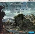 クレンペラーのシューベルト/交響曲第8(9)番「ザ・グレイト」 英Columbia 2920 LP レコード