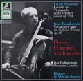 フルニエ&サージェントのシューマン/チェロ協奏曲ほか 独Columbia 2920 LP レコード