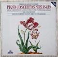 ビルソン&ガーディナーのモーツァルト/ピアノ協奏曲第18&19番 独ARCHIV 3036 LP レコード
