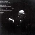 ベームのシューベルト/交響曲第9番「グレート」 独ETERNA 3023 LP レコード