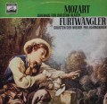 フルトヴェングラーのモーツァルト/セレナーデ第10番 独EMI 3036 LP レコード