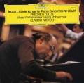 グルダ&アバドのモーツァルト/ピアノ協奏曲第20&21番 独DGG 3023 LP レコード