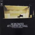 ホロヴィッツの「カーネギー・ホール・リサイタル1965」 独CBS 3023 LP レコード
