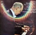 ゼルキン&セルのブラームス/ピアノ協奏曲第1番 独CBS 3023 LP レコード